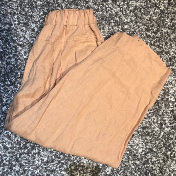 Linen Wilfred Pants